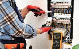 Eletricista Montagem inclusa e Todos os Materiais Instalação e Pedido de Relógio