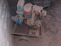 Conjunto Motobomba C/ motor Agrale