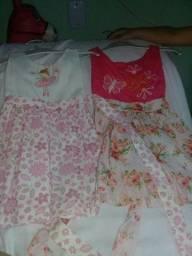 Esses vestidos  por 50 reais