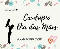Cardápio - Presente Dia das Mães