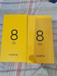 Realme 8 pro 128/8 novo aceito cartão de crédito consulte