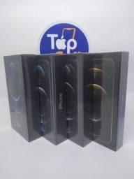 IPHONE 12 PRO 256GB (NOVO LACRADO) GOLD/BRANCO/PRETO/AZUL