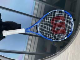 Raquete tênis Wilson infantil Federer 23
