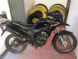 Moto XRE 190 super conservada