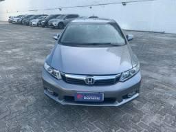 Honda CIVIC Exs 2013 Flex Com Teto Solar