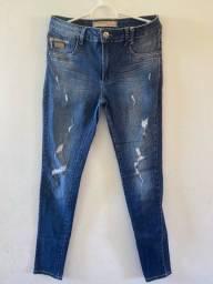 Calça jeans retro