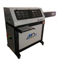 Estribadeira CNC 3D