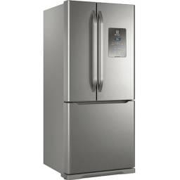 Geladeira/Refrigerador French Door Electrolux 579l Dm84x Inox 220v