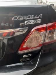 Corolla Toyota Altis 2.0 Blindado 2014 - 52 mil