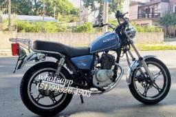Suzuki Intruder 125cc Old School Classic 2003