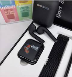 Kit-Smartwatch P70+ In Ponds i12