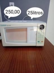 Microondas zerado