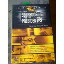 "Livro: ""Os segredos dos Presidentes"""
