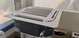 Ar condicionado Carrier 48000 btus