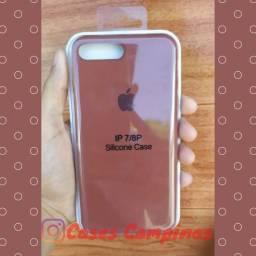 Capinha Premium para iPhone todos os modelos e todas as cores.