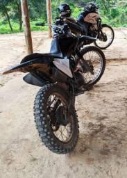 Xtz 125 de trilha
