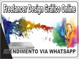 Freelancer Design Gráfico Online