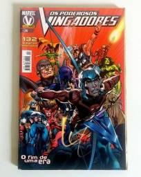 Vingadores n. 24   [Marvel | HQ Gibi Quadrinhos]