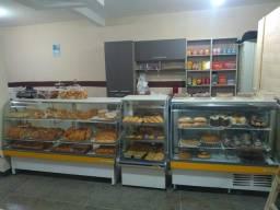 Vendo balcões de padaria