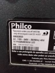 Tv fhilco 32 smartv