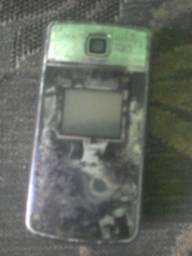 vendo um celular da marca LG