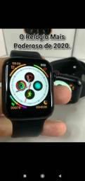 Relógio inteligente Smartwatch W26 44mm: