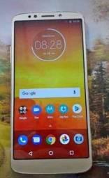 Vendo celular motoe5 play 300 compensa