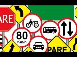 Curso de legislaçao de transito ( aprovado pelo Detran)