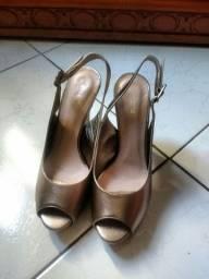 Sandália stiletto