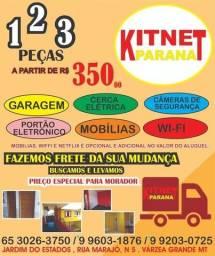 Kit Net Paraná