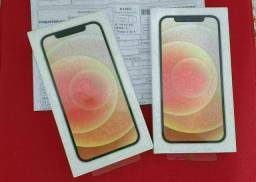 IPhone 12 64GB LACRADO Branco Anatel NOTA FISCAL Garantia 1 Ano!