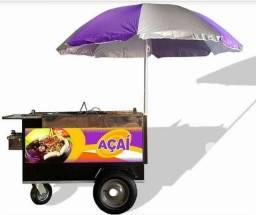 Preciso de vendedor(a) para carrinho na praia de Açaí.