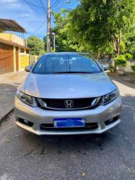 Honda Civic - LXR - 2016 - Automático - IPVA 2021 -Pago