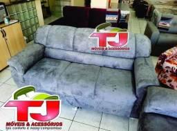 Título do anúncio: Sofá sofá sofá 3 Lugares