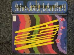 Disco de vinil LP Mega Hits (1992)