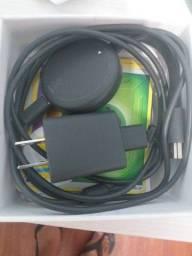 Vendo chromecast transmissor!!!novo