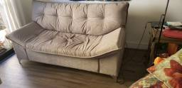 Sofa semi novo