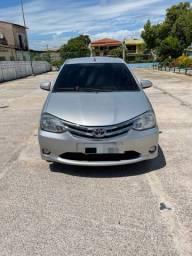 Toyota Etios XS 1.3 2014