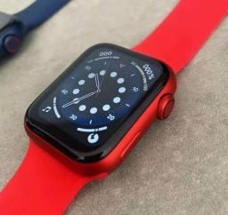 Relógio smart vermelho