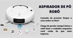 Aspirador de Pó Robô
