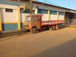 Título do anúncio: Vendo caminhão 3/4 Mercedes 608E