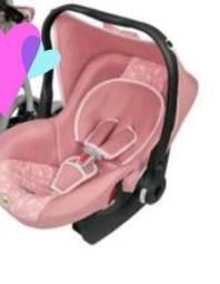 Bebê conforto pra trocar no carrinho de passeio