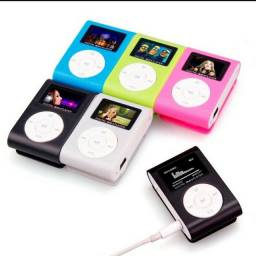 MP3 PLAYER NOVO