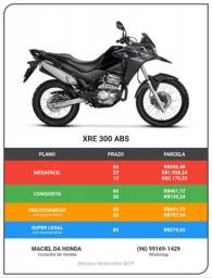 Xre 300 abs 2021