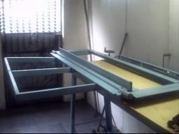 dobradeira manual chapa de aço