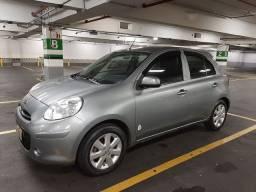 Nissan March 1.6 Rio 2013 GNV