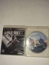 Vendo dois jogos de PS3