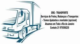 Fretes Mudanças e Transportes