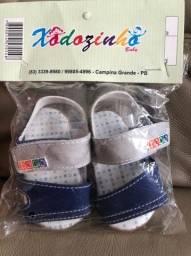 Sandália bebê
