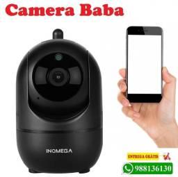 Câmera Baba espiã - entrega grátis